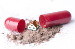 New house Royalty Free Stock Photo