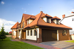 Free New House Stock Image - 9659031