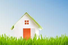 New house concept Stock Photography