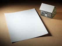 New house concept Royalty Free Stock Photography