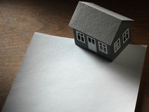 New house concept Royalty Free Stock Image