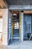 New house construction building Royalty Free Stock Photo