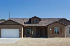 New House Finish Stock Images