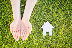 New House Loan or Mortgage Royalty Free Stock Images