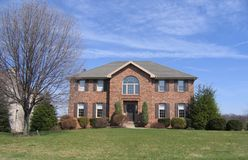New House in Pittsburgh Royalty Free Stock Photo