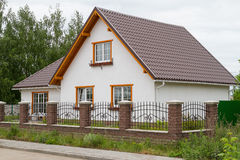 New house for sale Royalty Free Stock Images
