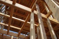 New House Under Construction Stock Photos