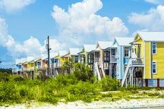 New houses after hurricane Katrina Stock Photo