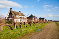 New houses Royalty Free Stock Photos