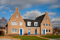 New houses Stock Images