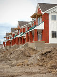 New Housing Construction Royalty Free Stock Images
