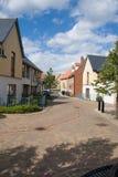 New housing estate Royalty Free Stock Photos