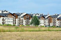New housing estates. Royalty Free Stock Images
