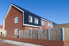 New housing Royalty Free Stock Images