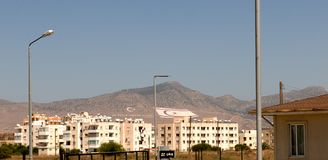 New housing in Nicosia Royalty Free Stock Image