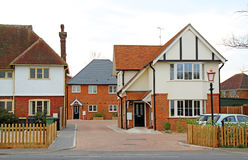 New housing to the market Royalty Free Stock Images