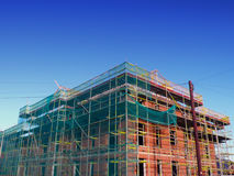 Free New Housing Under Construction Royalty Free Stock Image - 80954666