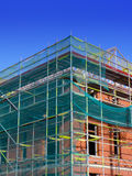 New housing under construction Royalty Free Stock Photos
