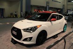 New hyundai concept car Royalty Free Stock Photo