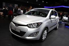 The new Hyundai i20 Stock Image