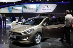 New Hyundai i30 Stock Image