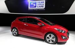 The new Hyundai i30 Stock Photography