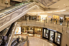 A New iapm Store in Shanghai Stock Image