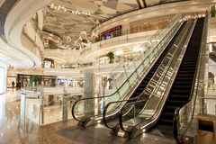 A New iapm Store in Shanghai Stock Images