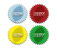 New - Icon Stock Images