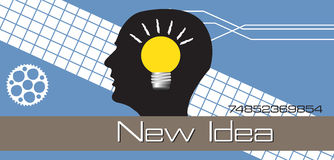 New idea Stock Photo