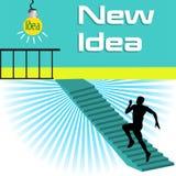 New idea Stock Photography