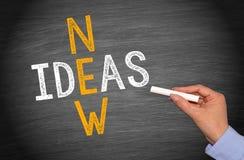 New idea concept royalty free stock photos