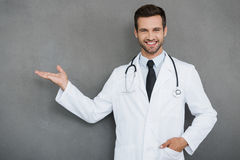 New ideas for medicine. Royalty Free Stock Image
