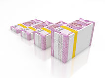 New Indian Currency 2000 rupees Royalty Free Stock Image