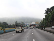 New Indian Highway Stock Photography
