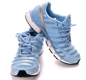 New indoor shoes Royalty Free Stock Photo
