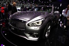 The new Infiniti Q70 Stock Photo