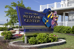 The New Information Center - Ocean City, New Jersey Stock Photos