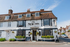 The New Inn, Winchelsea Stock Image