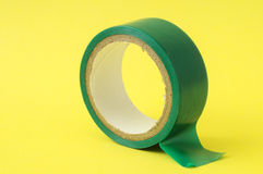 New Insulation Tape Roll Royalty Free Stock Photography
