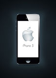 New iPhone 5 vector illustration