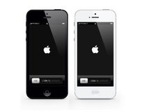 New IPhone 5 Royalty Free Stock Photography