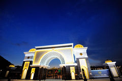 New Istana Negara Stock Photography