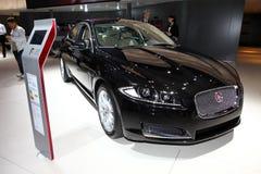 The New Jaguar XF Royalty Free Stock Image