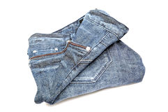 New jeans Royalty Free Stock Images