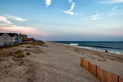 New Jersey Beach Stock Images