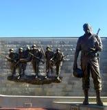 New Jersey de mémorial de Guerre de Corée Photos libres de droits