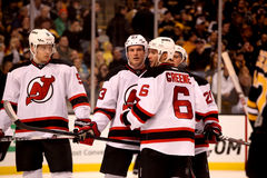 New Jersey Devils Royalty Free Stock Images