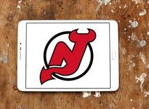 New Jersey Devils ice hockey team logo Royalty Free Stock Photos