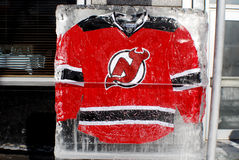 New Jersey Devils jersey Royalty Free Stock Image
